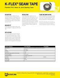 K-Flex Seam Tape.pdf