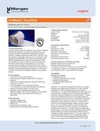 Morgan FireMaster DryerWrap 714-241 Thermal Ceramics.pdf