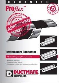 Ductmate Proflex Flexible Duct Connector LA approved.pdf