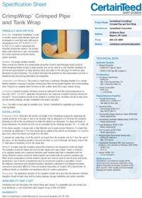 CT CrimpWrap Crimped Pipe and Tank Wrap.pdf