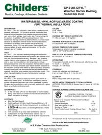 Childers CP-9 AK-CRYL Weather Barrier Coating.pdf