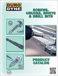 Duro Dyne Screws Chucks Rivets & Drill Bits Product Catalog.pdf