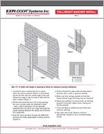 EXPI-DOOR_Full-Height Masonry Install.pdf