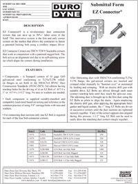 Duro Dyne EZ Connector Submittal.pdf
