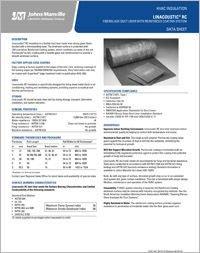 JM HVAC Linacoustic RC Data Sheet.pdf
