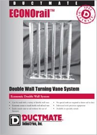 Ductmate Econorail Double Wall Turning Vane System.pdf
