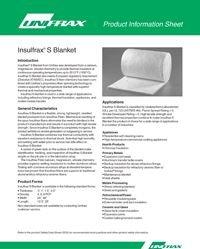 Unifrax Insulfrax S Blanket.pdf