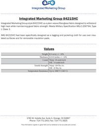 IMG Integrated Marketing Group 84215HC Cloth.pdf
