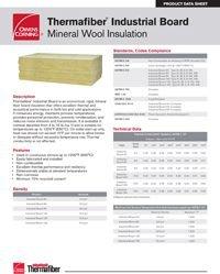 OC Thermafiber Industrial Board Data Sheet.pdf