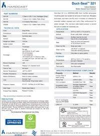 Hardcast Duct Seal 321.pdf