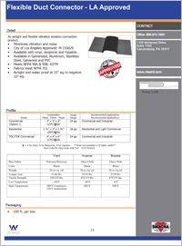 CL Ward Flexible Duct Connector-LA Approved Spec.pdf