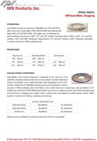 RPR Products P37 RPR Insul-Mate Strapping.pdf