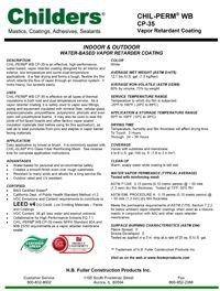 Childers Chil-Perm CP-35 Vapor Retardant Coating.pdf