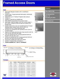 CL Ward Framed Access Doors Spec.pdf