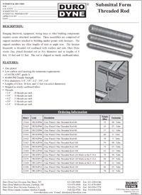Duro Dyne Threaded Rod Accessories Submittal.pdf