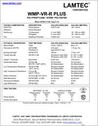 Lamtec WMP-VR-R-Plus TechDataSheet.pdf