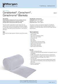 Morgan Cerablanket, Cerachem, Cerachrome Blankets Thermal Ceramics.pdf