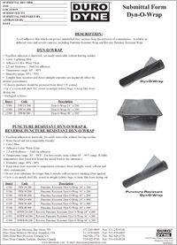 Duro Dyne Dyn-O-Wrap Submittal.pdf