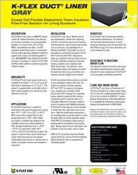 K-Flex Duct Liner Gray.pdf