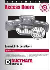 Ductmate Sandwich Access Doors.pdf