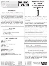 Duro Dyne CCDTWA Carb Compliant Web Adhesive Spray Glue.pdf