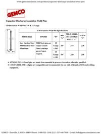 Gemco Capacitor Discharge Insulation Weld Pins.pdf