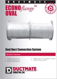 Ductmate Econoflange Oval Duct Connection System.pdf