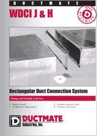 Ductmate WDCI J & H Duct Connection System.pdf