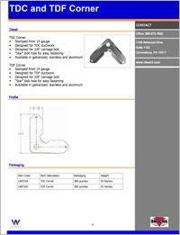 CL Ward TDC and TDF Corner Spec.pdf