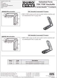 Duro Dyne TDC TDF Stackable Cornermatic Corners Submittal.pdf
