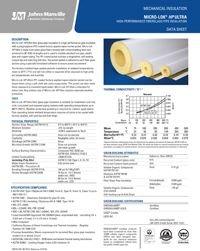 JM Micro-Lok HP Ultra Data Sheet MECH-255.pdf