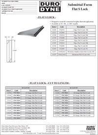 Duro Dyne Flat S Lock Submittal.pdf