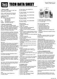 Touch N Seal Quick Cure HY Polyurethane Foam Sealant Tech Data Sheet.pdf