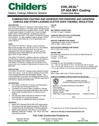 Childers Chil-Seal CP-50A MV1 Coating.pdf
