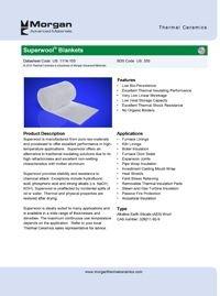 Morgan Superwool Blankets Thermal Ceramics US 1114-105 350.pdf