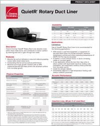 OC QuietR Rotary Duct Liner Product Data Sheet.pdf