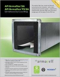 AP Armaflex SA FS SA Self-Adhesive Duct Liner and Wrap Sub.pdf