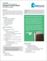 Knauf Insulation Board Data Sheet