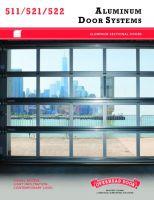 Commercial Aluminum Door System Brochure