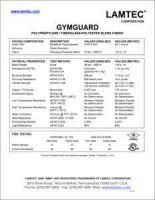 Lamtec Gymguard TechDataSheet.pdf