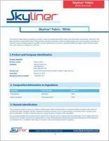 Skyliner_Fabric-White_SDS.pdf