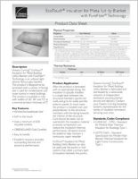 OC EcoTouch Insulation for Metal Utility Blanket with PureFiber Technology.pdf