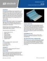 JM XPS PIB - Extruded Polystyrene Pipe Insulation Billets