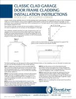 Classic Clad Installation Instructions- 45 degree