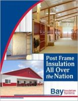 Post Frame Insulation All Over the Nation Brochure