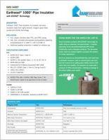 Knauf Pipe Data Sheet