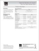 OptiLiner Type 1070 Vapor Retarder Fabric Product Data Sheet.pdf
