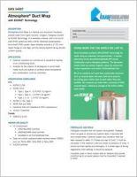 Knauf Duct Wrap Data Sheet