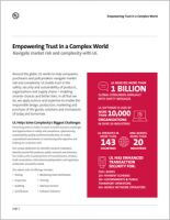 UL Empowering Trust in a Complex World