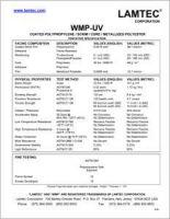 Lamtec WMP-UV TechDataSheet.pdf
